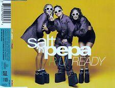 SALT 'N' PEPA : R U READY / CD (LONDON RECORDS 570 053-2) - TOP-ZUSTAND