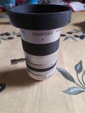 Cosmicar mini-tv zoom 12.5-75 mm 1:1.8 projector lens