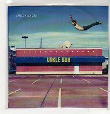 (FF715) Shockwaves, Unkle Bob - 2010 DJ CD