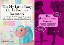 The My Little Pony G1 She-Ra Collector's Inventory Price Guide Collecting Books
