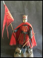 """CUSTOM 12"""" KNIGHT COUNT RAYMOND IV OF TOULOUSE FIGURE 1/6 SCALE."""