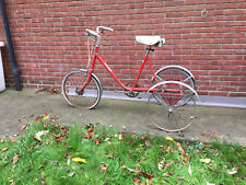 Vintage Pashley Picador trike bike -  For Restoration - Cafe Restaurant Retro