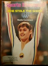 Sports Illustrated - She Stole the Show - August 2, 1976 -(M17A)