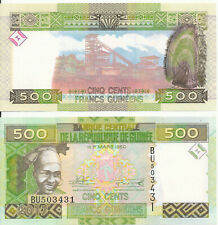 Guinea - 500 Francs 2017 (2019) UNC - Pick New