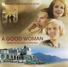 A Good Woman-Original bande son Score [2005] | Richard G. Mitchell | CD