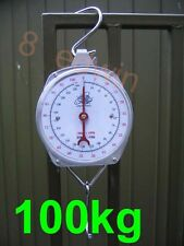 Brand New Quality Mechanical Hanging Metal Scale up to 100 kg
