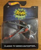 Hot wheels Classic TV Series Batcopter - DKL24
