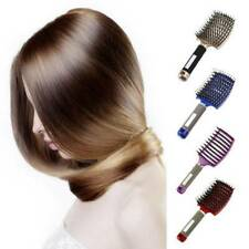 Women comb Hair Scalp Massage Comb Bristle&Nylon-Hair brush Wet Curly Detangle