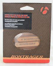 Bontrager/Campagnolo Carbon Stop Cork Brake Pads for Carbon Rims - 1 Set/Wheel