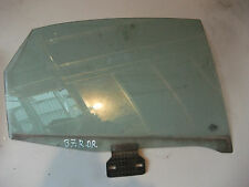 AUDI A4 B7 2004-2008 SALOON  WINDOW GLASS REAR DRIVER  SIDE