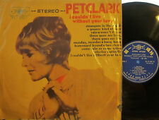 Petula Clark - I Couldn't Live without Your Love (Taiwan) (yellow background)