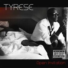OPEN INVITATION [EXPLICIT] CD TYRESE BRAND NEW SEALED