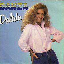 DALIDA EN ITALIEN DANZA / TONY FRENCH 45 SINGLE