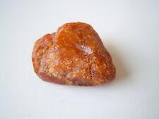 Opak Karamell Roh Natur Bernstein 6,9 g / 2,9 x 2,7 x 1,7 cm Raw Amber