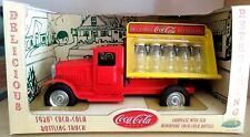 1930 bottling truck RARE Coca-Cola CAMION bouteilles miniatures  GEARBOX 1:18