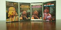 Willie Nelson Cassette Tapes - Country Music Collection