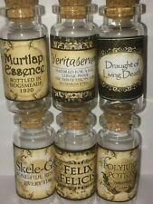 Harry Potter potion bottles 10ml Set