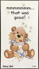 Vintage Stickers - Suzy's Zoo - Adorable - Mint Condition!!