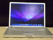 ☛APPLE☆POWERBOOK☆15☆ALUMINUM☆MAC☆SILVER☆LAPTOP☆GOOD☆COMPUTER☆WARRANTY☆MACKBOOK
