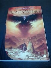 Blackwing T1 : La Marque du corbeau - Ed McDonald - Bragelonne
