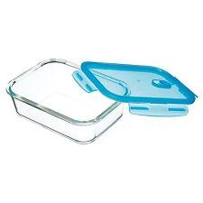Kitchencraft Pure Seal VETRO RETTANGOLARE 1.8 LITRI Container di immagazzinamento