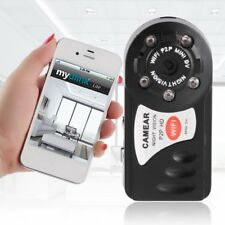 Infrared Wireless Wifi P2P Mini Cam Spy Surveillance Camera For iPhone Android
