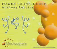 ANTHONY ROBBINS - Power to Influence - Personal Coaching - 6 CD Audio Book