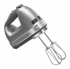 KitchenAid® 9-Speed Hand Mixer - Contour Silver (KHM929CU)