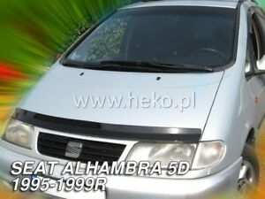 VOLKSWAGEN SHARAN 1996 – 2000 / SEAT ALHAMBRA   Bonnet Guard  HEKO 02108