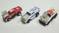 Vintage Matchbox Cosmic Blues, Red Riders 1972 Lot of 3 Diecast Cars