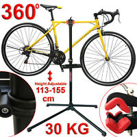 Home Mechanic Bike Bicycle Cycle Repair Maintenance Work Stand Rack Heavy Duty