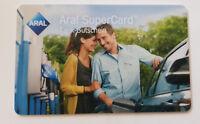Aral SuperCard Tankkarte Gutschein ohne Guthaben