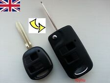 2 Buttons Conversion Remote Flip Key For Toyota RAV 4 CELICA PRIUS CAMRY PICNIC