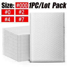 Lot Any Size Poly Bubble Mailers Shipping Mailing Padded Bags Seal Envelopes