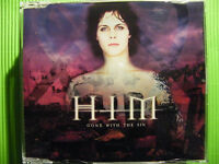 Him / Gone with The Sin -  Maxi CD