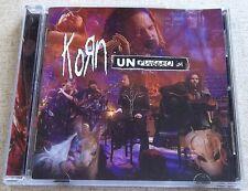 KORN MTV Unplugged SOUTH AFRICA Cat# CDVIR(WF)841
