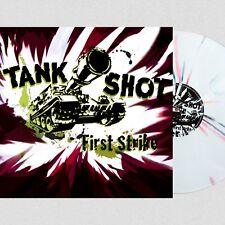 TANK SHOT - FIRST STRIKE (LP) NEU ltd. Splatter Punkrock Combat77 Annex5 Oi Punk
