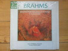 Janos Starker & György Sebök-Brahms-Sonates pour Violoncello et Piano No.1 + 2