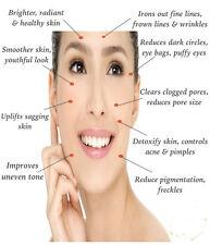 ROSE QUARTZ STONE FACE MASSAGER STRIGIL FACIAL*  FACE LIFT TOOL  Boost Collagen
