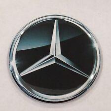 "Mercedes Logo Fridge Magnet Size 2 1/4"""