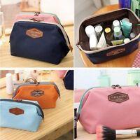 Cotton Multifunction Makeup Organizer Bag Women Cosmetic Bags Box Travel Bag
