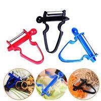 Magic Trio Peeler Kit 3Pcs/Set Slicer Shredder Peeler Kitchen Cutter Peeler Tool