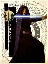 Topps Star Wars High Tek Barriss Offee Episode II #68 Tidal Diffractor SP #08/99