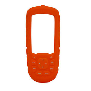 Garmin GPS Custom Orange Silicon Protective Case for Astro 220,430 and 320