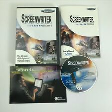 Write Brothers Movie Magic Screenwriter Screenwriting Software Version 6 READ