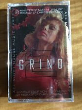 Grind 2 Mixmaster Chris B. Crunchy Cassette Tape House Music New In Plastic