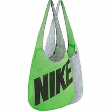 Nike Women's Graphic Reversible Tote Bag Ladies Shoulder Bag BZ9774-380