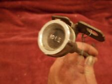 1957 Chevy Bel Air Air Conditioning Idle Speed Up Cable Control Knob Clamp ORIG
