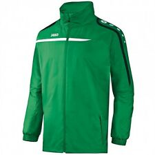 Jako Performance Lined Rain jacket, 7497 FS16 Green Large BNWT