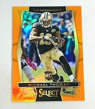 Michael Thomas 2016 Panini Select Concourse #19 Orange /49 Rookie RC Saints